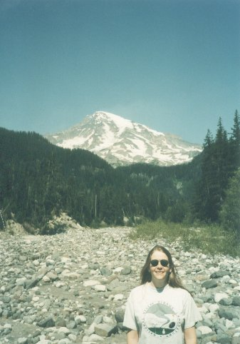 Me at Mt. Rainier 9/98